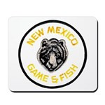 New Mexico Game Warden Mousepad