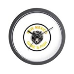 New Mexico Game Warden Wall Clock