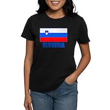 Slovenia Flag Tee