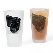 Digital camera Drinking Glass