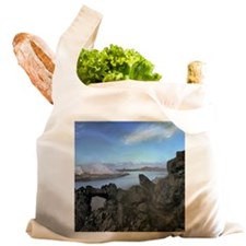 Geothermal reykjanes Reusable Shopping Bag