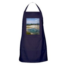 USA, Wyoming, West Thumb Geyser Basin Apron (dark)