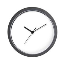 Unique Funny I Got Your Back Stick Figu Wall Clock