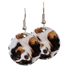 Bernese Mountain Dog Berner S Earring