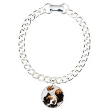 Bernese Mountain Dog Ber Bracelet