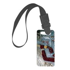 Ancient Egyptian Ibis-headed god Luggage Tag