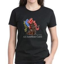 Cairn Terrier - All American Tee