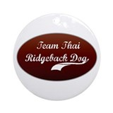 Team Ridgeback Ornament (Round)