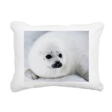 Gulf of St. Lawrence, Ca Rectangular Canvas Pillow