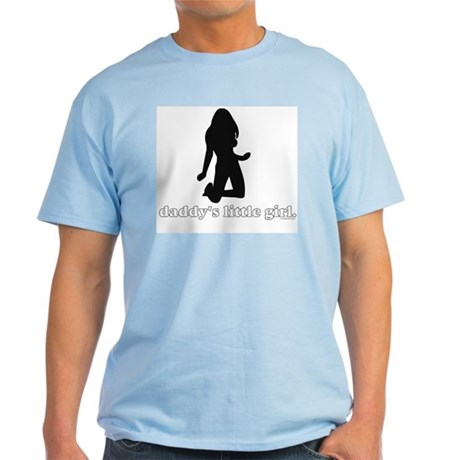 Daddy's Girl Men's Light T-Shirt