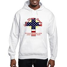 God Bless America Patriotic Hoodie
