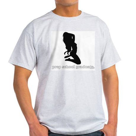 Prep School Men's Light T-Shirt