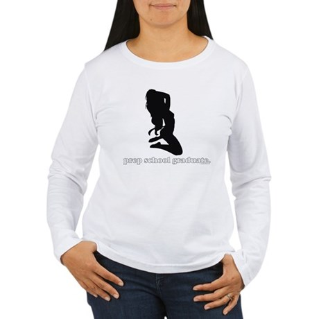 Prep School Women's Long Sleeve T-Shirt
