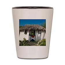 Curacao Kunuku Shot Glass