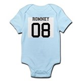 Jersey - Romney 08 Infant Bodysuit