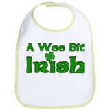 Wee Bit Irish Bib