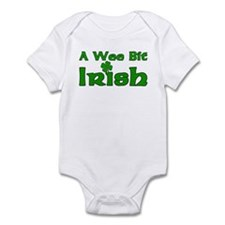 Wee Bit Irish Onesie