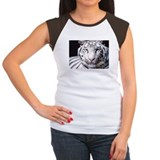 White Bengal Tiger Tee