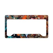 Moorish idol Zanclus comutus  License Plate Holder
