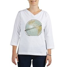 23653486 Women's Long Sleeve Shirt (3/4 Sleeve)