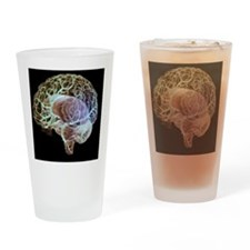 Cerebral arteries Drinking Glass