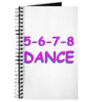 5-6-7-8 Dance Journal