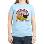 All American Breeds Women's Light T-Shirt
