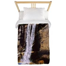 Vernal fall Twin Duvet