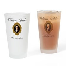 William Blake Drinking Glass