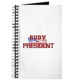 Rudy for President Journal