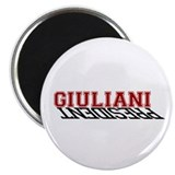 "Giuliani is the President 2.25"" Magnet (10 pack)"