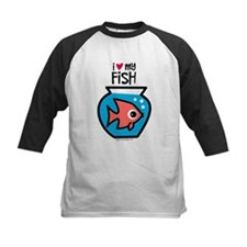 I Love My Fish Tee