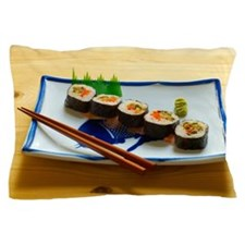 Sushi Pillow Case