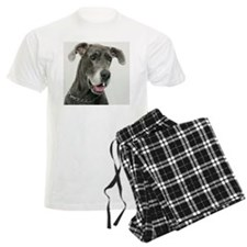 Great Dane, close-up Pajamas