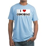 I Love Chinchillas Shirt