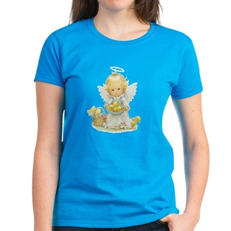 Easter Angel Women's Dark T-Shirt