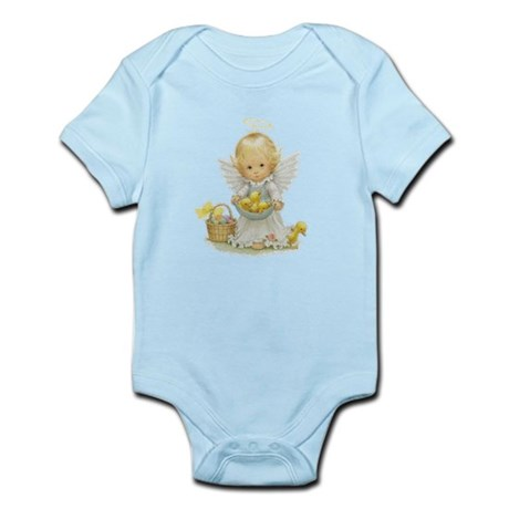 Easter Angel Infant Bodysuit