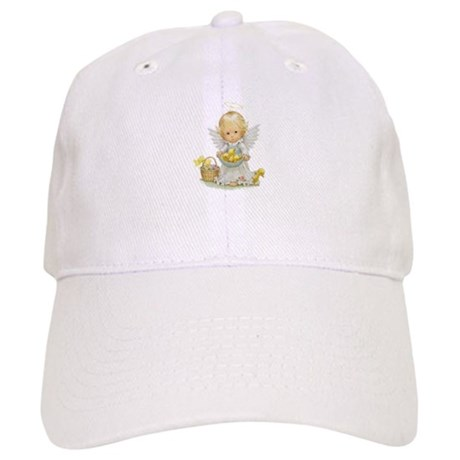 Easter Angel Cap