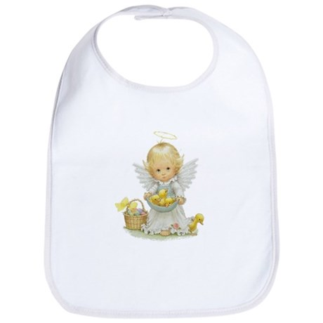Easter Angel Bib