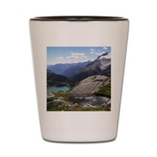 Lago di Robiei is an alpine lake in Tic Shot Glass