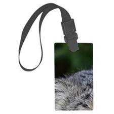 Pallas Cat Large Luggage Tag