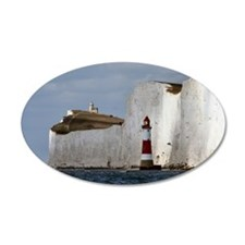 Beachy Head Lighthouses Wall Decal
