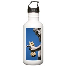 Italy, Rome, Vatican C Water Bottle