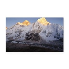 Nepal, Himalayas, Mt Everest  Rectangle Car Magnet