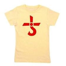 Cross of Kronos (Mars Cross) Girl's Tee