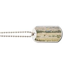 Jerusalem Dog Tags