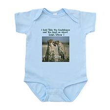 Irish Stew Infant Bodysuit