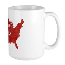 Believe in America Mug