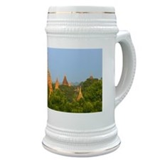 Ancient temples and pagodas Stein