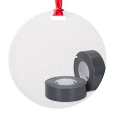 Duct Tape since 1942 for dark Ornament